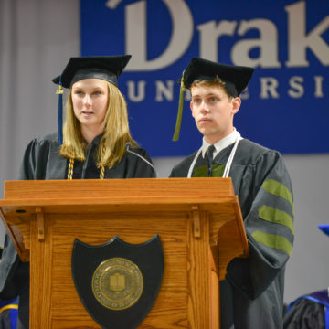 Occupational Therapy and Pharmacy Doctorate Graduates Create a New Legacy