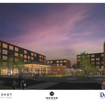 Hundreds of new housing units and new commercial space coming to Drake neighborhood