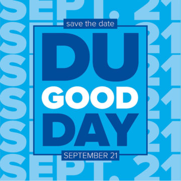 Do Good with Fellow Bulldogs on September 21