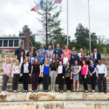 Drake Pharmacy Students Selected to Participate in Bill Burke Leadership Conference