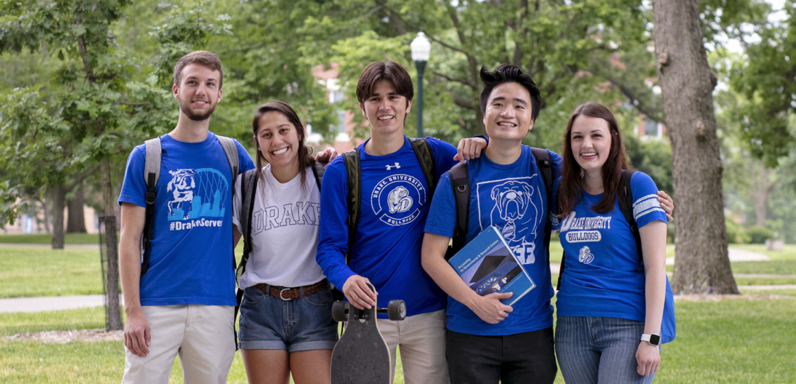 Drake ranked highly in its first year as a 'National University' in U.S. News & World Report's Best Colleges survey