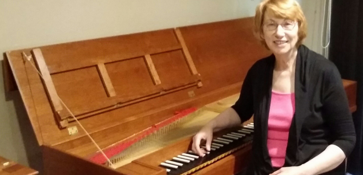 Keys to Excellence presents Carol lei Breckenridge in a Clavichord Recital