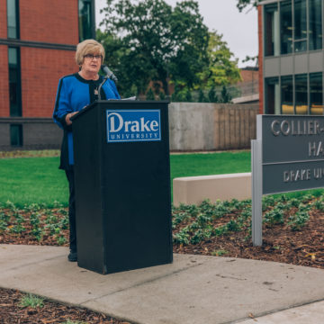 Education for a Lifetime: Dean Janet McMahill's 30+ Years at Drake University