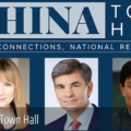 George Stephanopoulos to moderate CHINA Town Hall interactive webcast at Drake