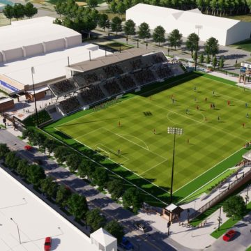 DMPS, Drake partner to develop new community stadium