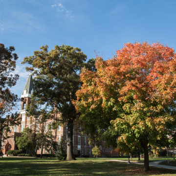 Drake University named Tree Campus USA by Arbor Day Foundation
