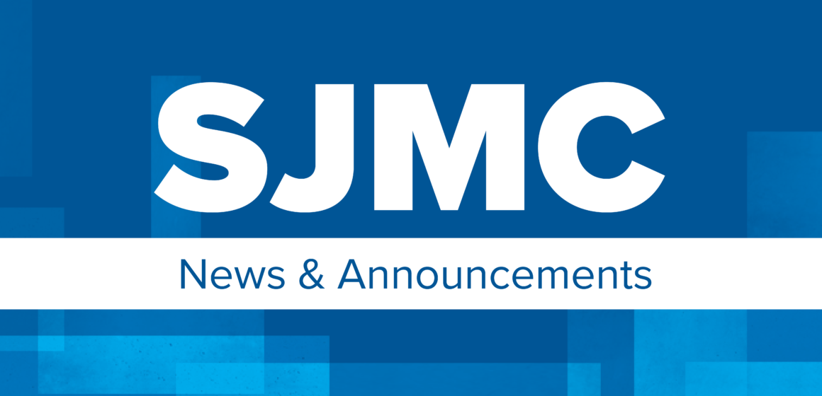SJMC Thursday Memo | March 26, 2020