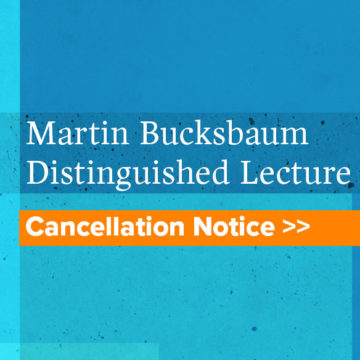 CANCELED: Cary Fowler to deliver 42nd Bucksbaum Lecture at Drake University