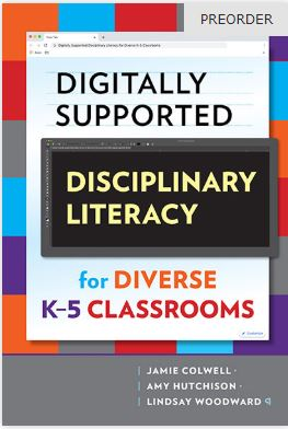School of Education faculty member publishes book on disciplinary literacy