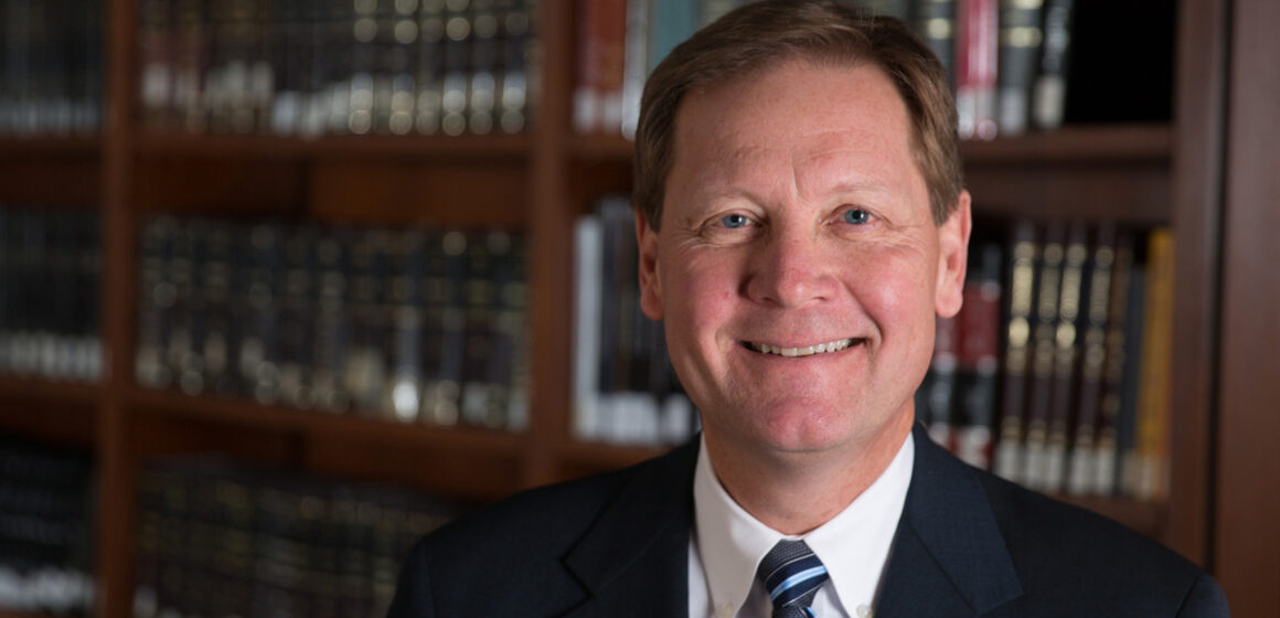Drake Law Dean Jerry Anderson elected to the prestigious American Law Institute