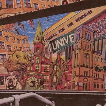 Drake University to showcase artwork on University Ave. transit shelters