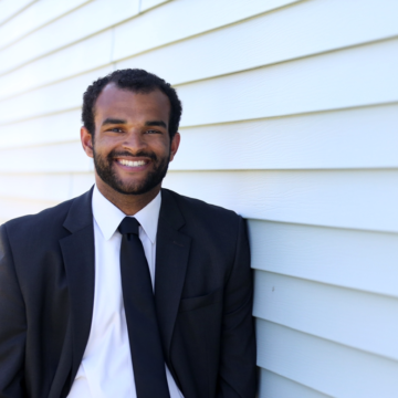 Clark Butler's journey to law school takes him from Discovery Bay, California, to a new home – and career – in Des Moines