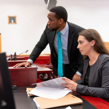Drake Law School named a top school for Criminal Law by PreLaw Magazine