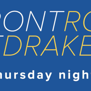 New way to enjoy Drake University events at home