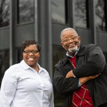 Dwana Bradley and Wayne Ford named senior ambassadors for Drake University's John Dee Bright College