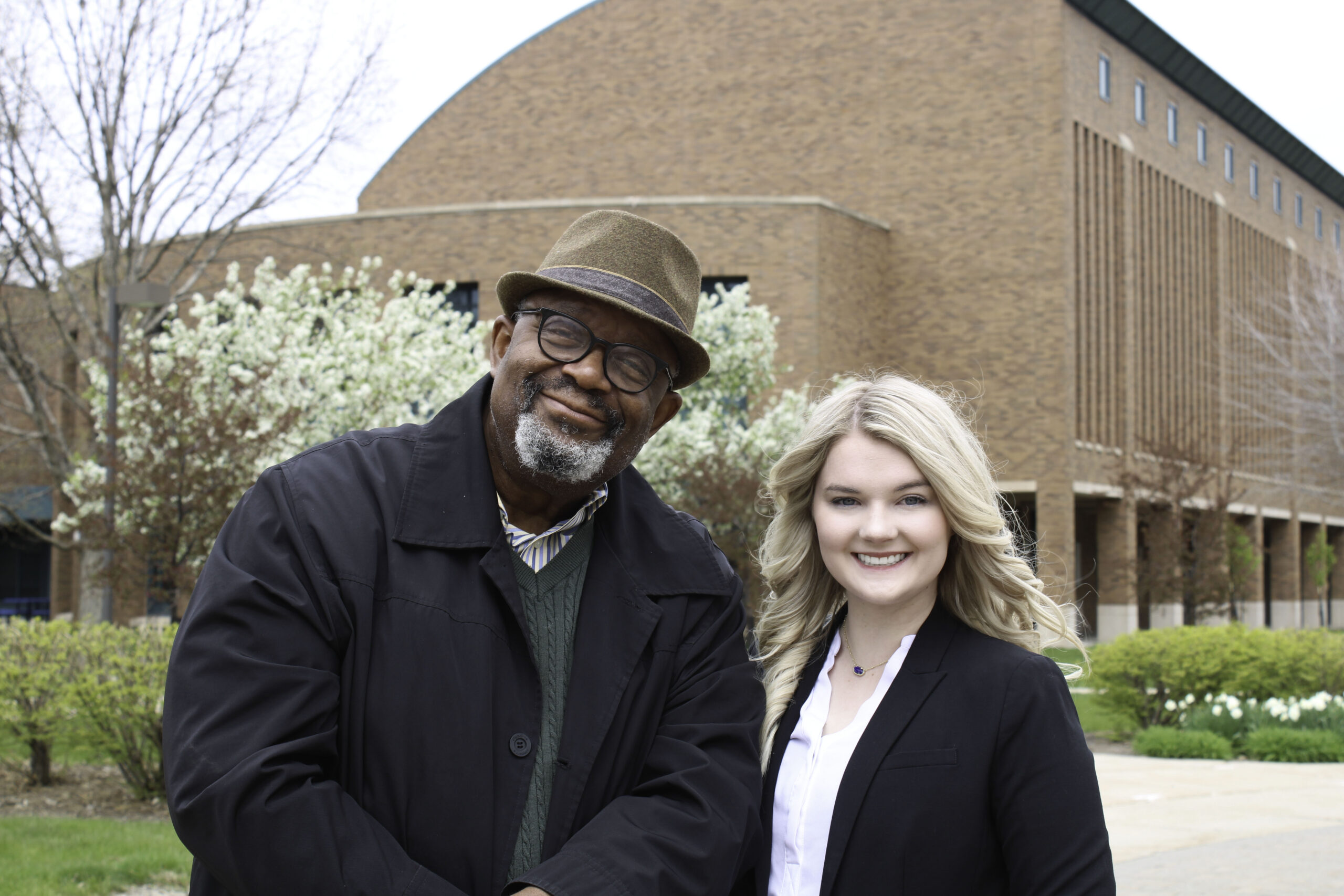 An internship through Drake's Legislative Practice Center offers 3L Jancy Nielson the opportunity to promote policy changes that benefit underrepresented groups