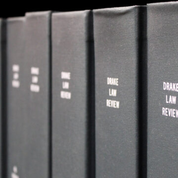 Drake Law Review Receives Top 30 Ranking