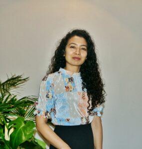 Visiting Assistant Professor Prabha Shrestha