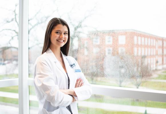 Tharp named a 2021 Next-Generation Future Pharmacist Award Finalist